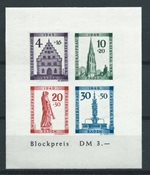 Allemagne 1949 - AFA 38 - Neuf