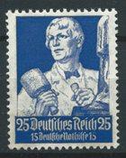 Tyske Rige 1934 - AFA 556 - Postfrisk