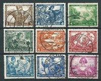 Tyske Rige 1933 - AFA 494-402 - Stemplet