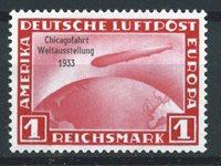 Tyske Rige 1933 - AFA 491 - Postfrisk