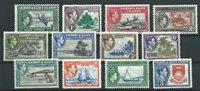 British Colonies 1939 - Mic. 38-49 - Unused
