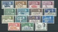 British Colonies 1963 - Mic. 1-15 - Mint