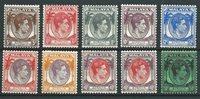 British Colonies 1937 - Mic 210 - - Unused