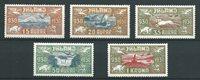Islande 1930 - AFA 142-46 - Neuf avec charnières