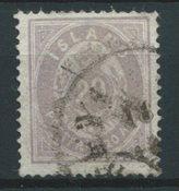Island 1875 - AFA 10a - Stemplet