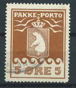 Groenland 1915 - Pak. AFA 6 - Oblitéré