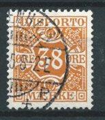 Danemark 1915 - Avisp. 18 - Oblitéré