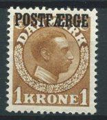 Danmark 1919 - PF. AFA  4 - Ubrugt