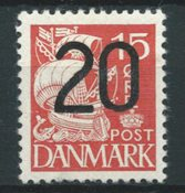 Danmark 1940 - AFA 264a - Ubrugt