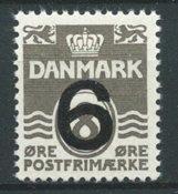 Danmark 1940 - AFA 262a - Postfrisk
