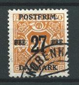 Danemark 1918 - AFA 92 - Oblitéré