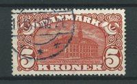 Danemark 1915 - AFA 81 - Oblitéré