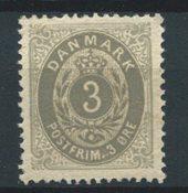 Danemark 1875 - AFA 22a - Neuf avec charnières