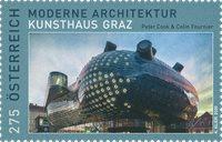 Autriche - Maison d'art Graz - Timbre neuf