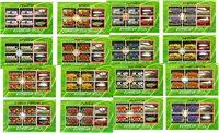 St. Vincent & Grenadiinit - 16 erilaista pienoisarkkia
