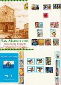 San Marino 2005 - Årsmappe
