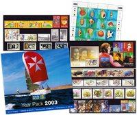 Malta 2003 - Årsmappe