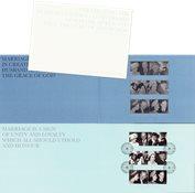 England - MICHEL 2574-2579 + sølvfrimærke - Ubrugt