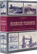 Album para 200 tarjetas postales históricas, con 20 fundas transparentes