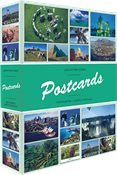 POSTCARDS album 2 - 50 integrated sheets - 200 postcards - Lighthouse