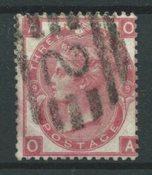 Grande Bretagne 1870 - AFA 23 - Oblitéré