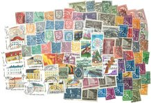 Finland - 100 different stamps
