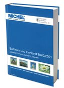 Michel Baltiske lande og Finland 2020/21 - Frimærkekatalog