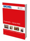 MICHEL - Fire department, Worldwide 2020 - Stamp catalogue