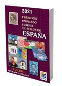 EDIFIL - España 2021 - Catálogo de sellos