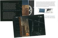 Netherlands - Cycling - Mint Prestige booklet