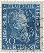 Republique Fédéraled'Allemagne 1951 - Michel 147 -  Oblitéré