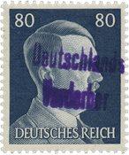 Tyskland Zoner 1945 - Michel 20 - Postfrisk