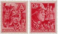 Empire Allemand - 1945 -  Michel 909/910, neuf