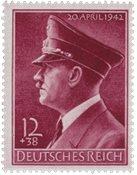 Empire Allemand - 1942 -  Michel 813, neuf