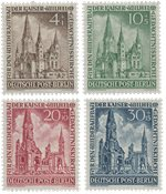 Berlin 1953 - MICHEL 106-109 - Mint