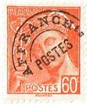 Frankrig - YT 83 på afklip