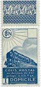 France - Colis postaux YT 175 - Neuf sans charnières