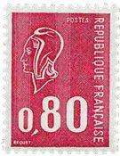 France - YT 1816c neuf sans ch.