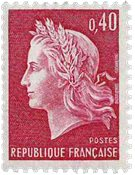 France - YT 1536BC neuf sans ch.