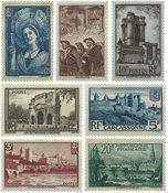 Frankrig 1938 - YT 388/394 - Ubrugt