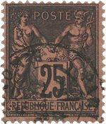 France - YT 91 - Oblitéré