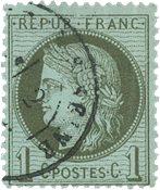 France - YT 50 - Oblitéré