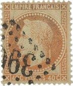 Frankrig - YT 31 - Stemplet