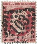 France - YT 24 - Oblitéré