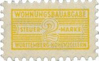 Tyskland Zoner 1949 - Michel 3b - Postfrisk