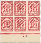 Tyskland - Tyske Rige 1905 - MICHEL D12 HAN - Postfrisk