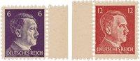 German Empire 1944 - MICHEL 15-16 - Mint