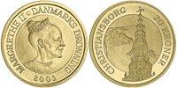 Danmark 2003 - Christiansborg Slotstårn - 20 kr.