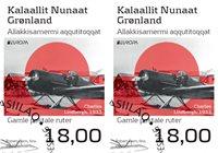 EUROPA - Gamle postale ruter - Førstedagsstemplet - Sæt
