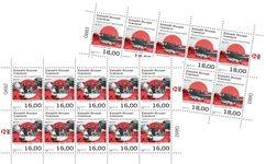 EUROPA - Gamle postale ruter - Postfrisk - Helark